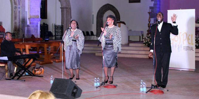 Applausi per la chiusura del Basilicata Gospel Festival a Venosa